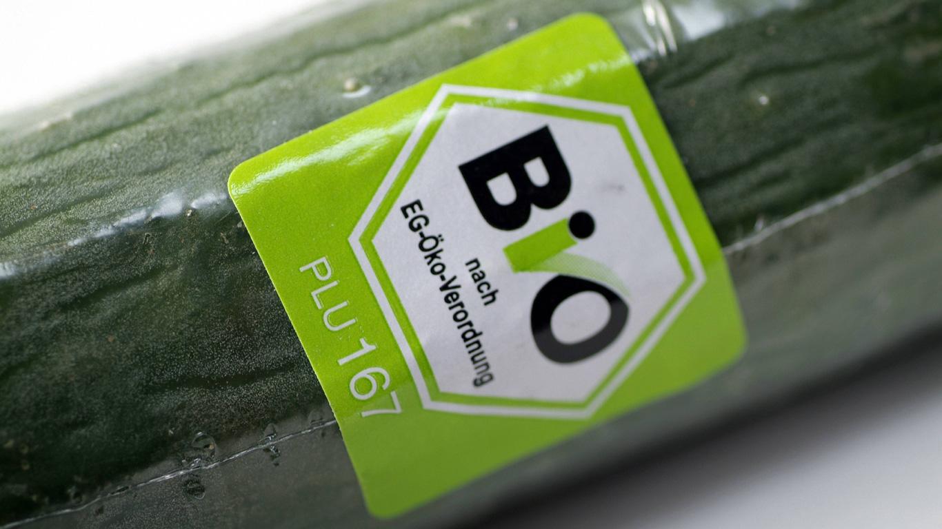 Warum ist Bio-Gemüse verpackt?