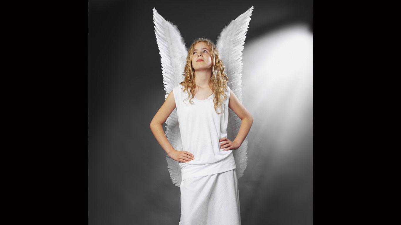Mythos Nr. 8: Engel