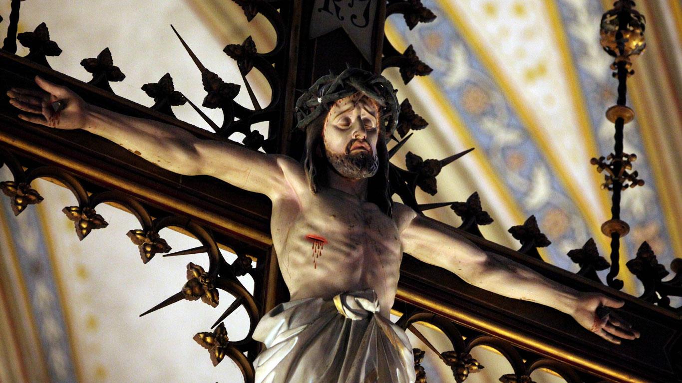 Mythos Nr. 9: Das Kreuz