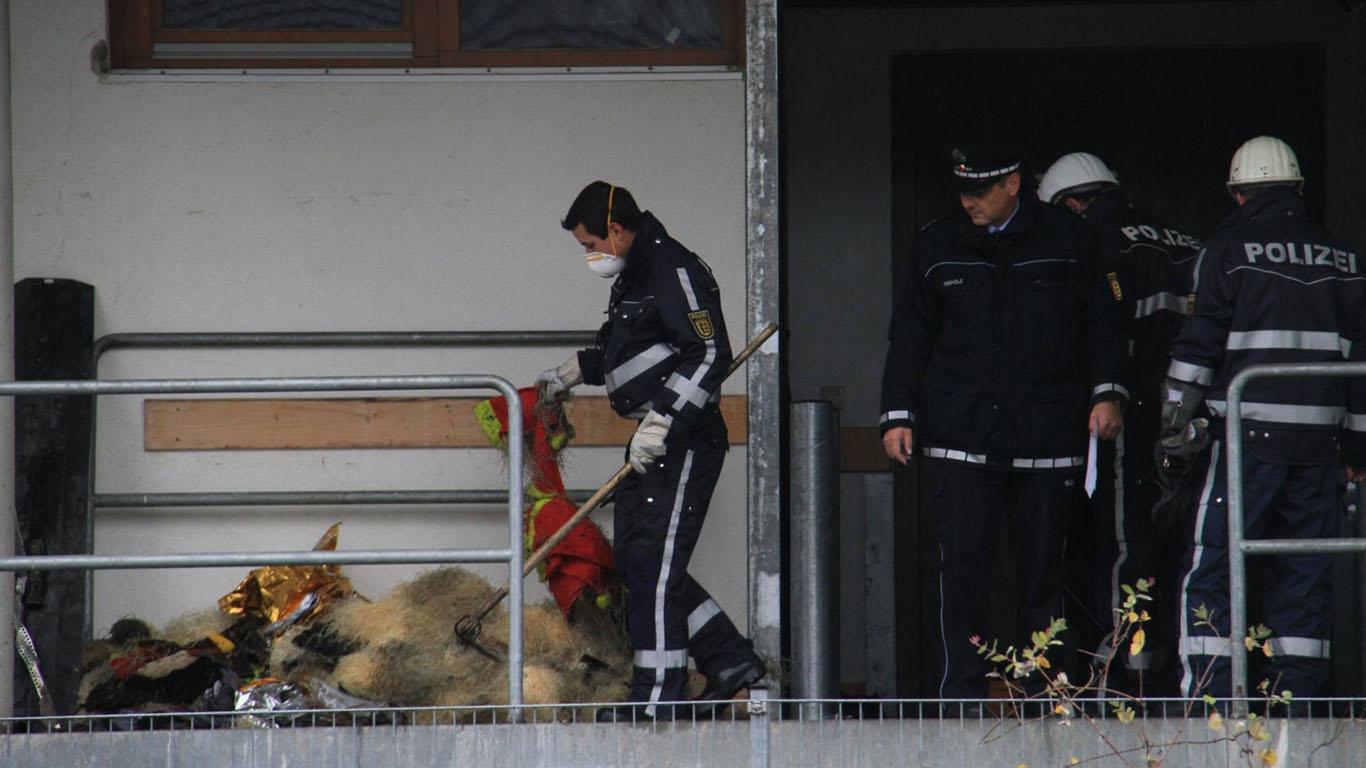 November 2012: Brand in einer Behindertenwerkstatt in Titisee-Neustadt