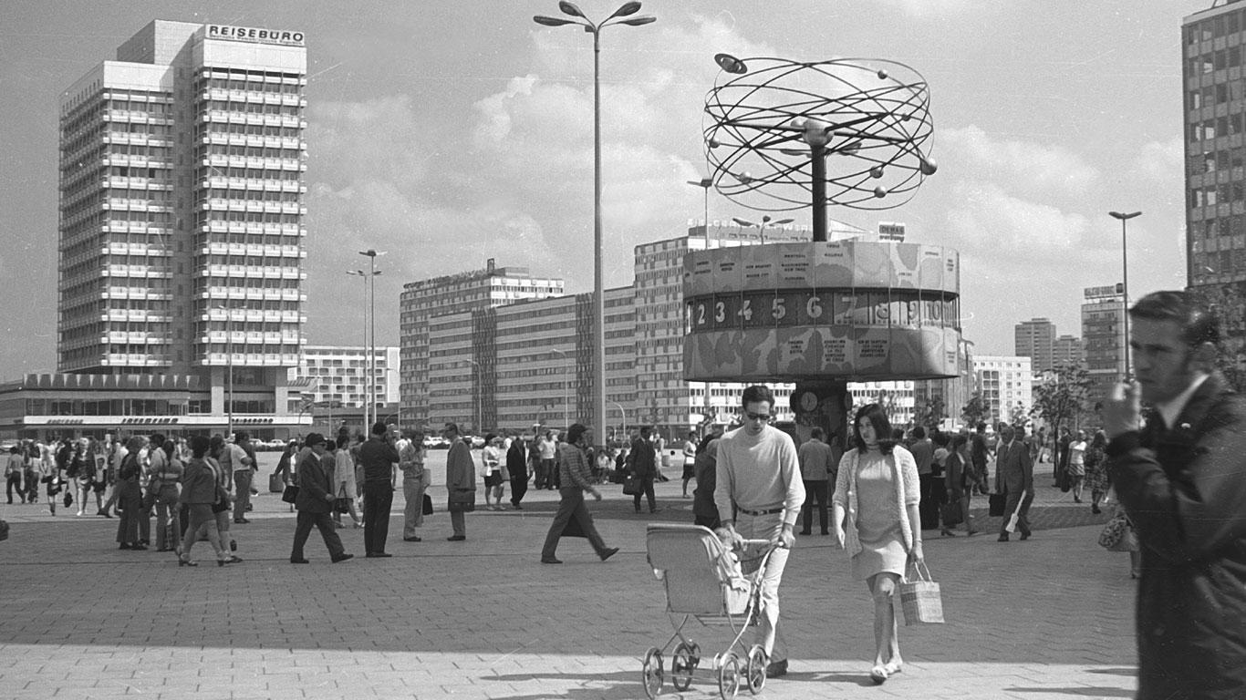 Haus des Reisens: Stirbt wieder ein Stück DDR?