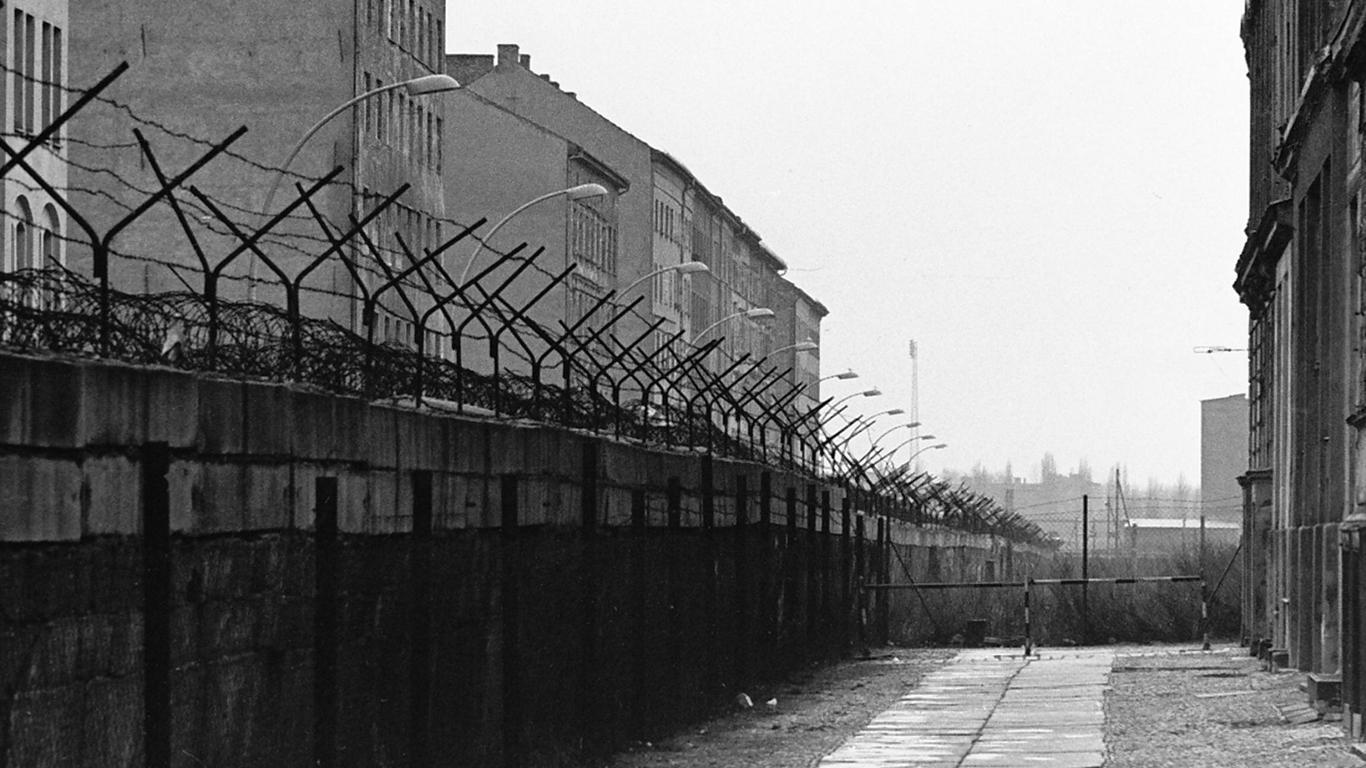 Leben mit der Mauer