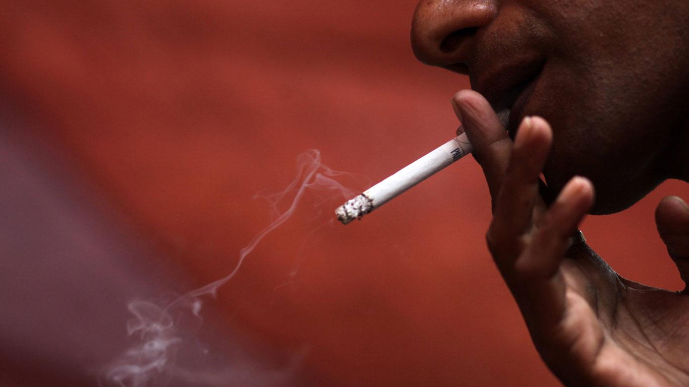 Tabak-Weitspucken