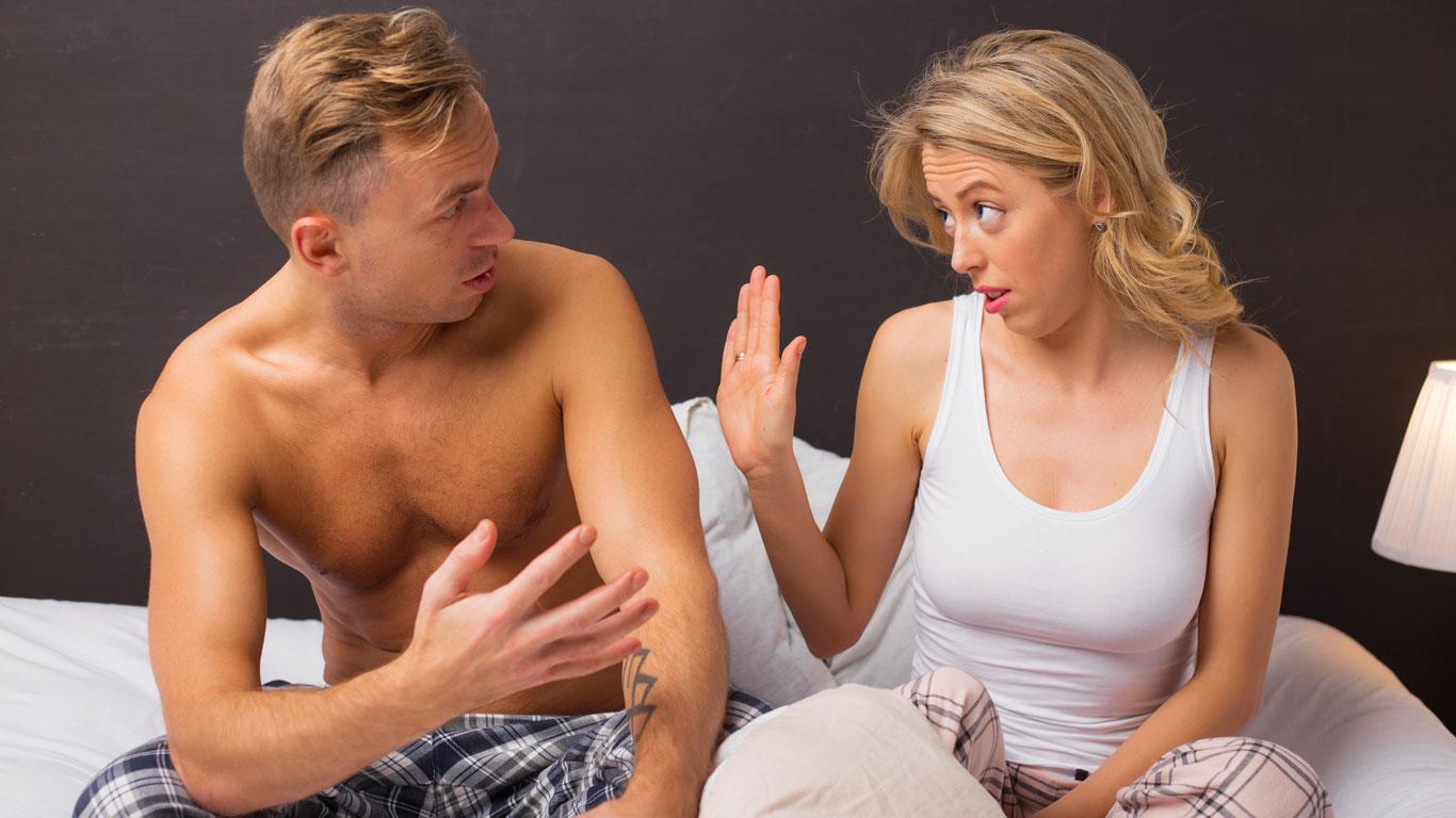 #6 Wenig Essen = weniger Lust auf Sex?