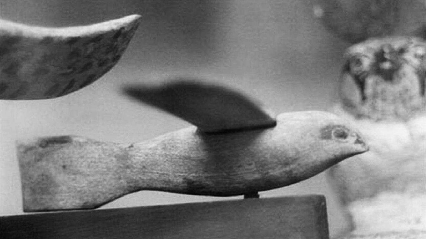 Das Flugzeug der Pharaonen