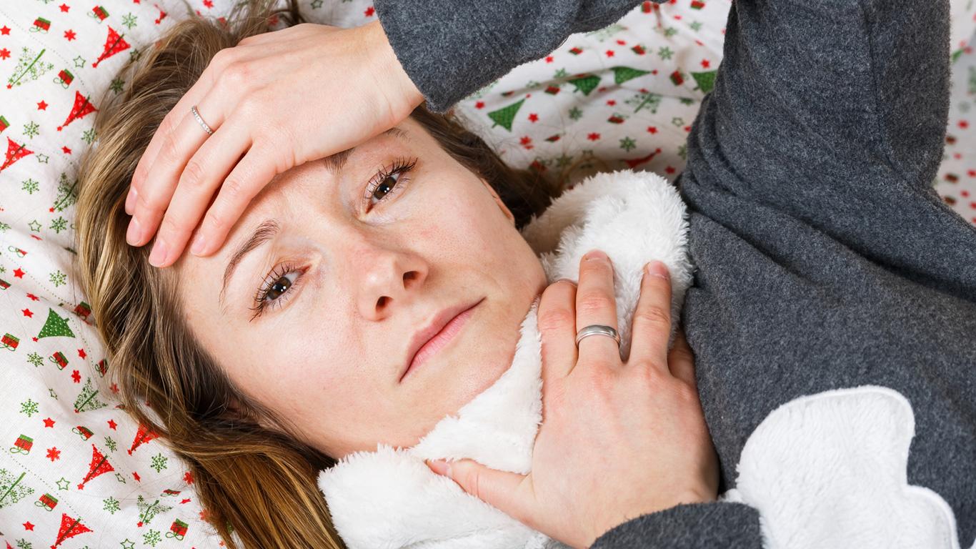 Ein Heilmittel bei Grippe