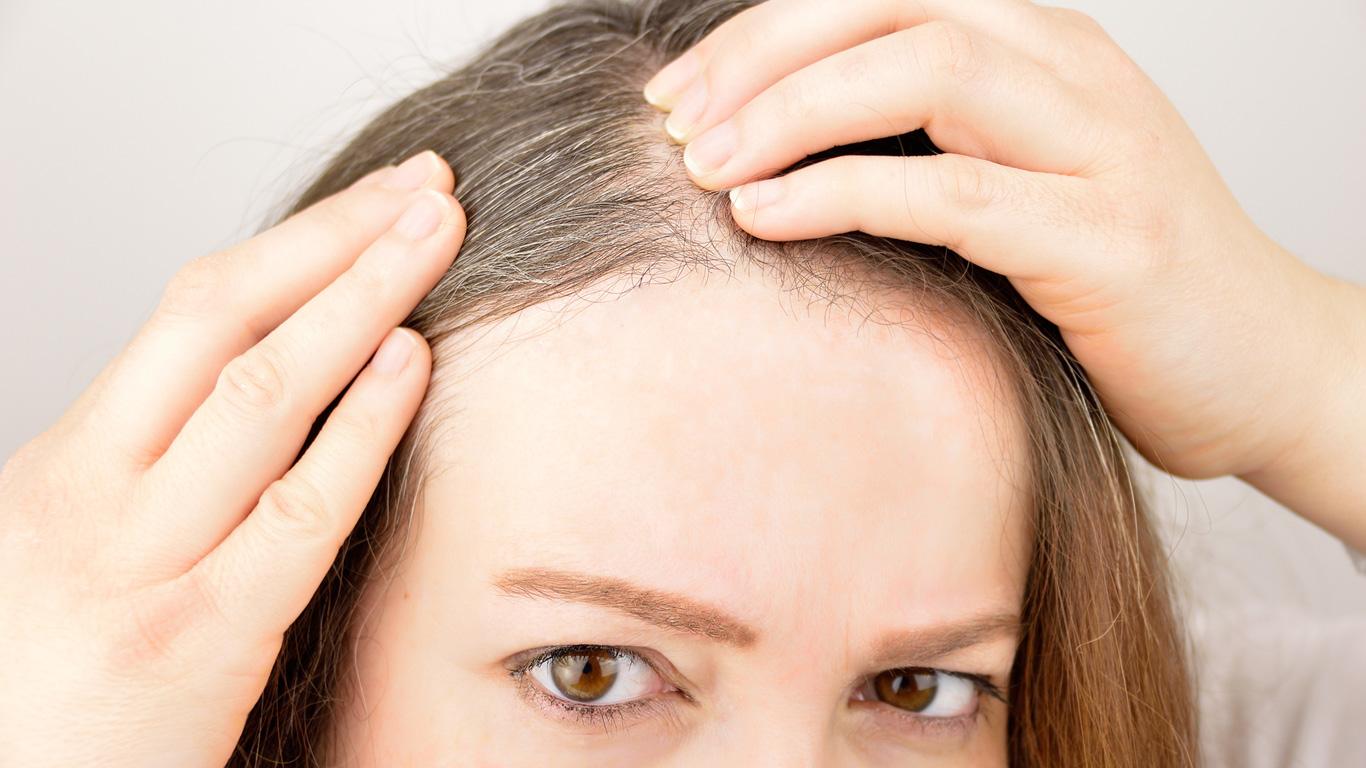 Gut gegen graue Haare