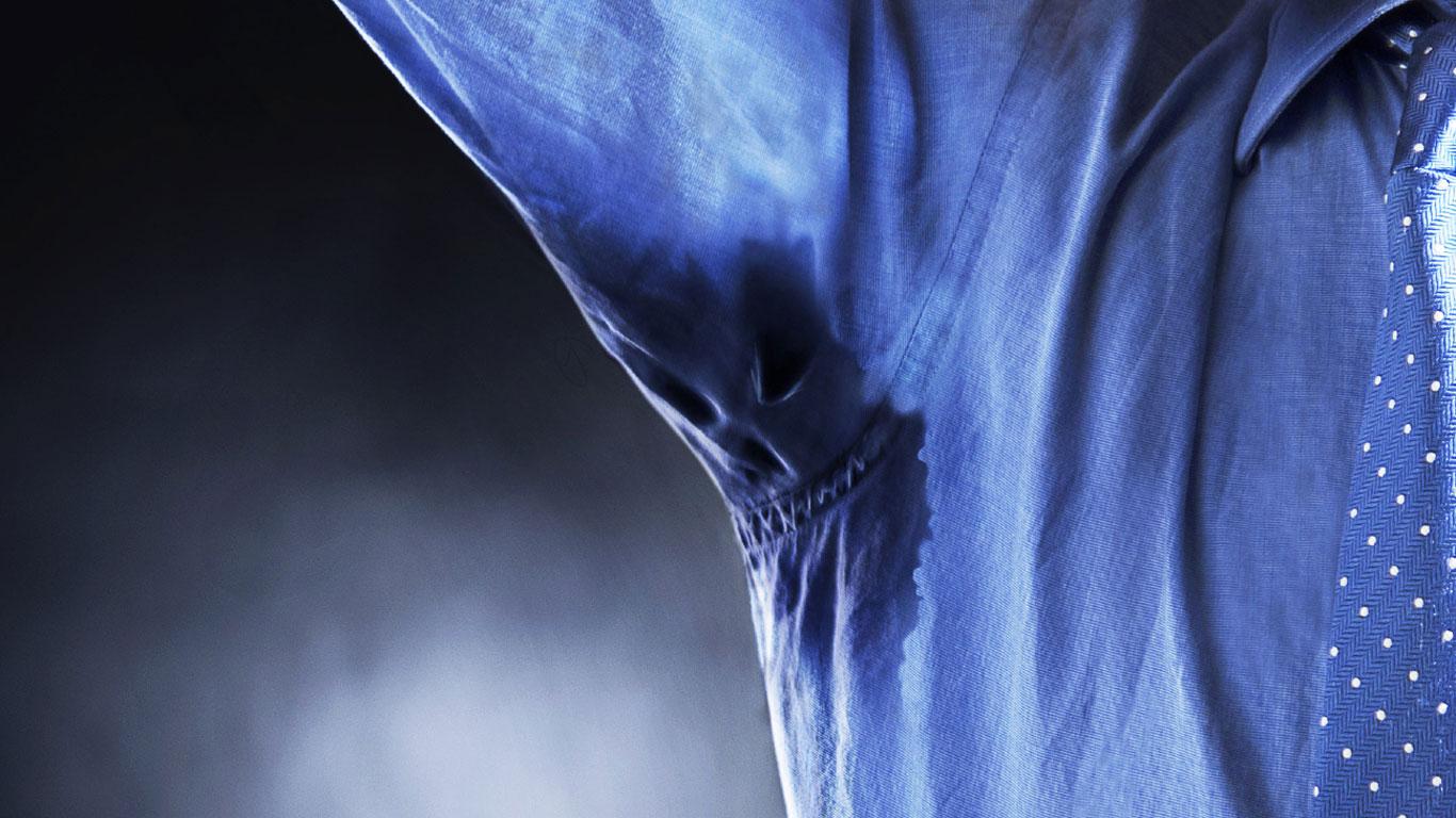 Was tun gegen übermäßigen Körperschweiß?