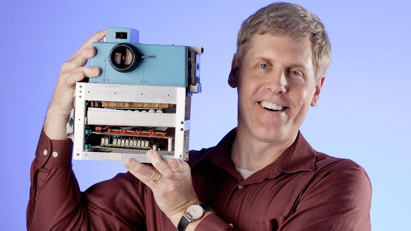 Die erste Digitalkamera