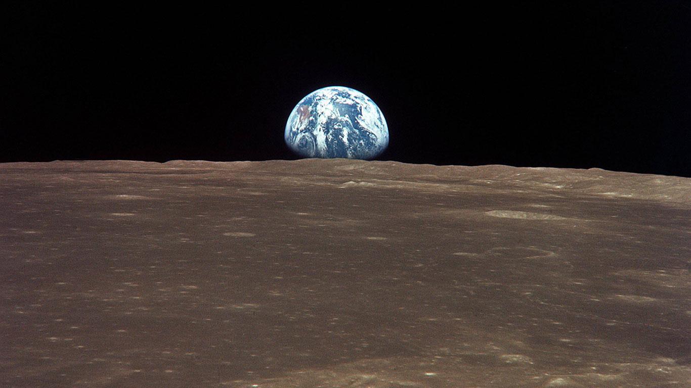Liegen Kameras auf dem Mond?