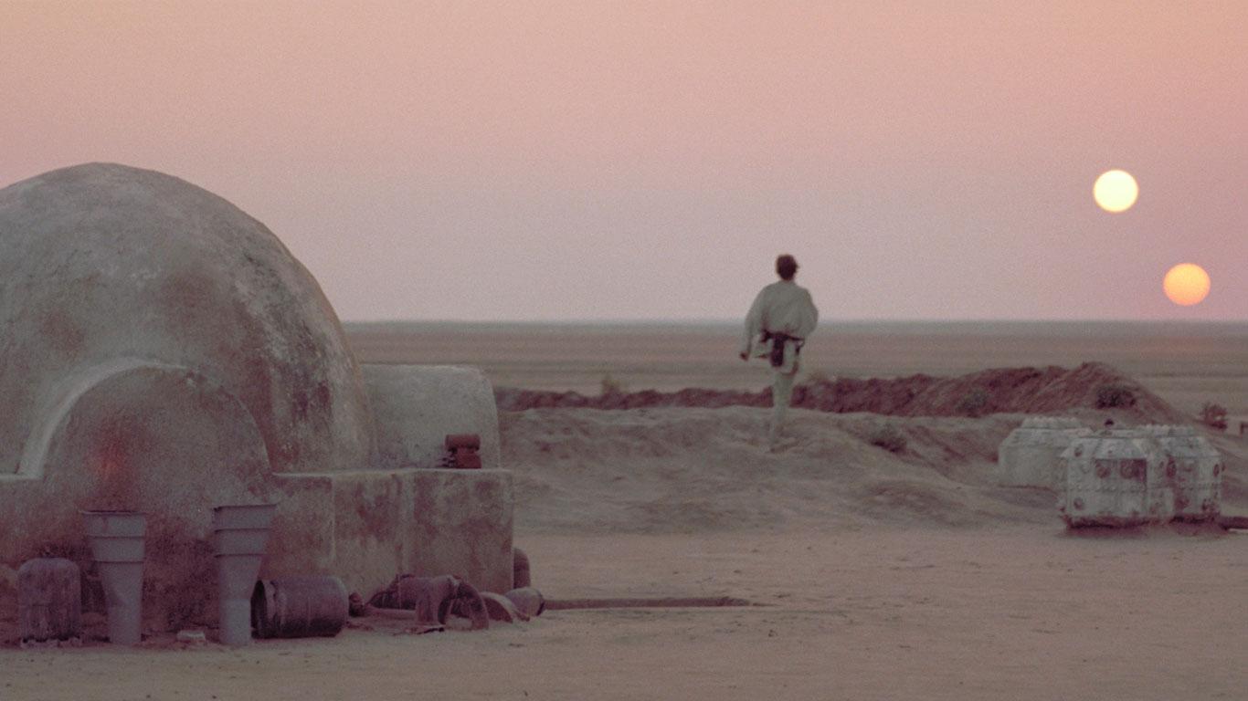 Mit dem Raumschiff nach Tunesien?