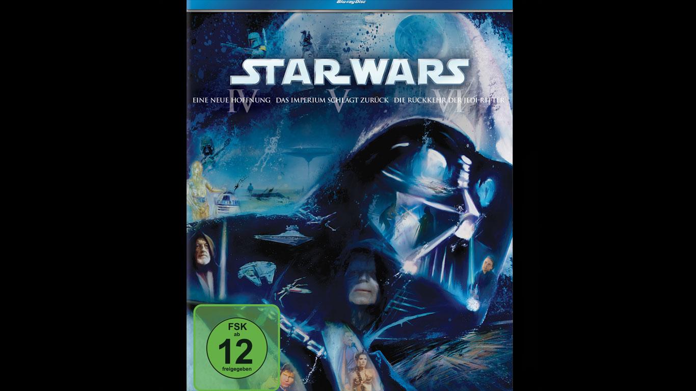 Möge die Blu-ray mit dir sein!