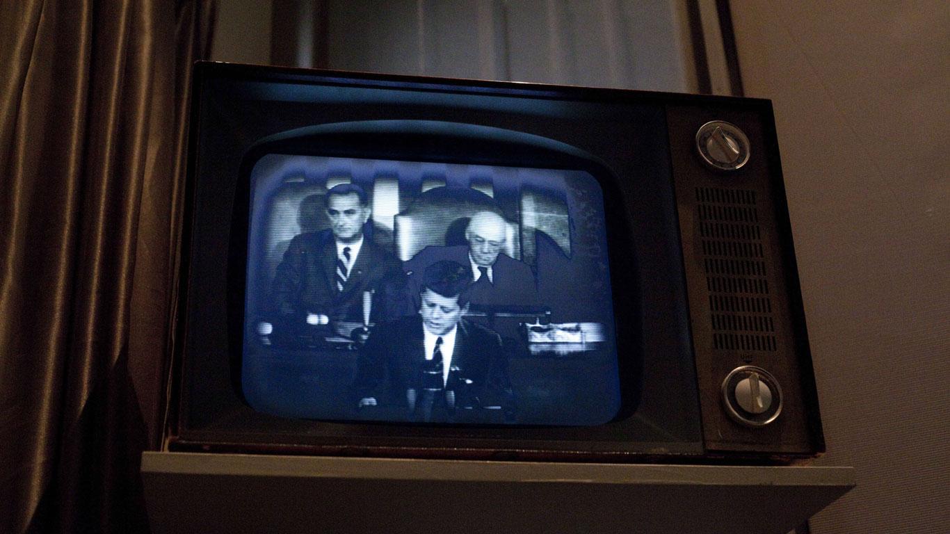 25. Mai 1961: John F. Kennedy verkündet das Apollo-Programm