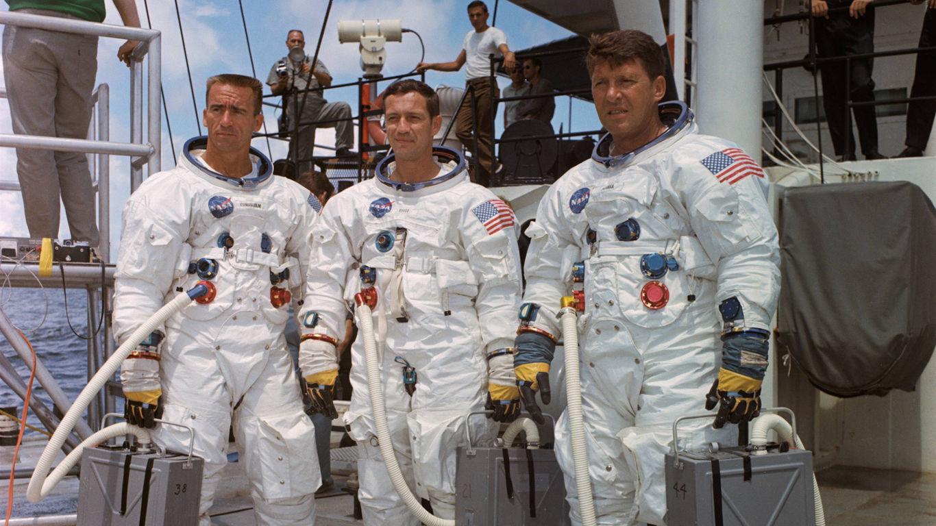 """Der """"Gagarin-Schock"""""""