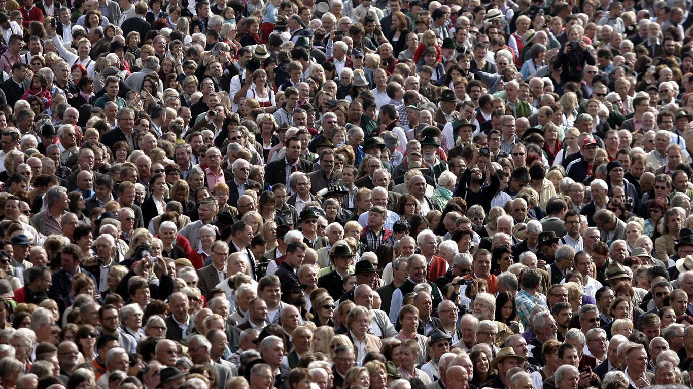 Bis 2050 soll die Weltbevölkerung auf neun Milliarden anwachsen