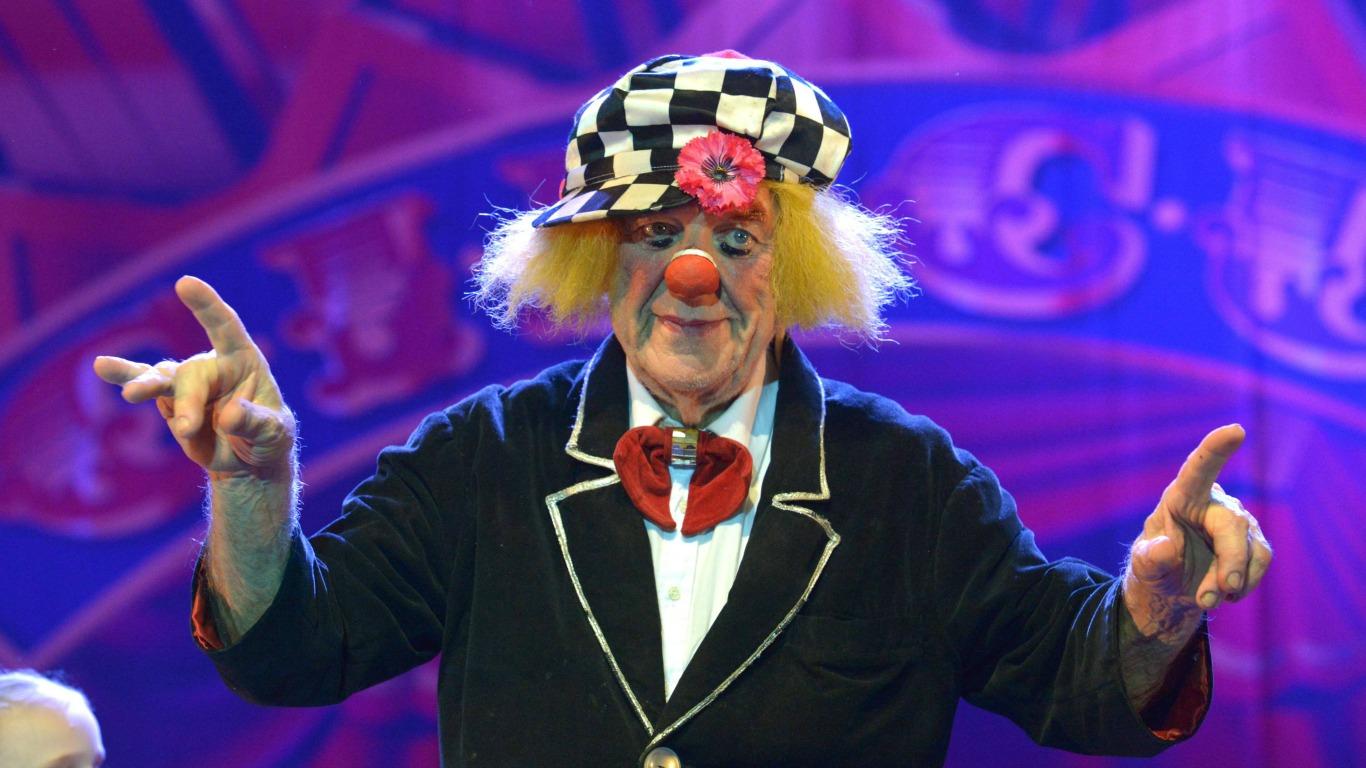 Oleg Popow, der berühmteste Clown der Welt