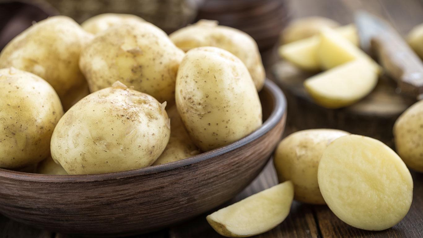 3. Übung: Kartoffelübung