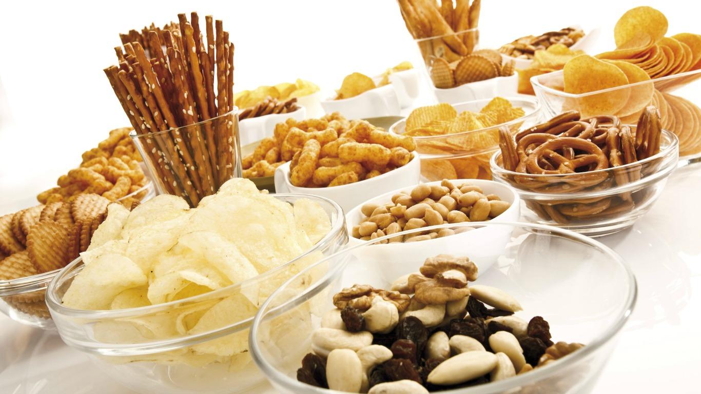 Heimliche Dickmacher: Diese Snacks blockieren jede Diät