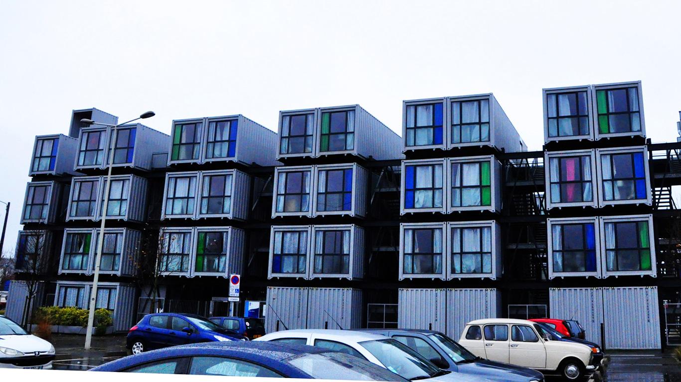Gut und günstig wohnen in einer sonst so teuren Stadt – Wenckehof in Amsterdam