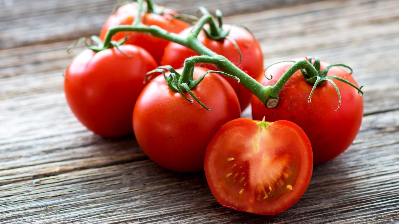 Tomaten nicht neben anderem Gemüse lagern