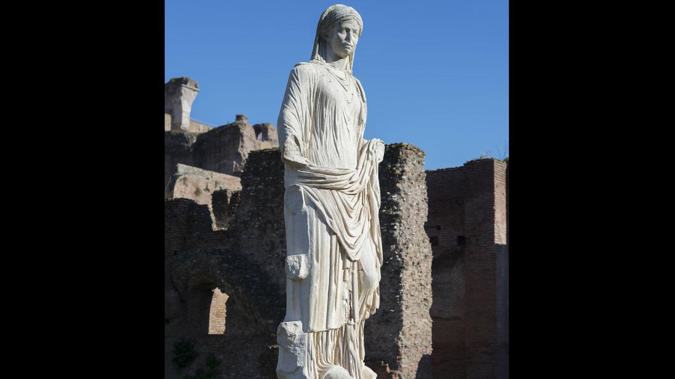 Die alten Römer
