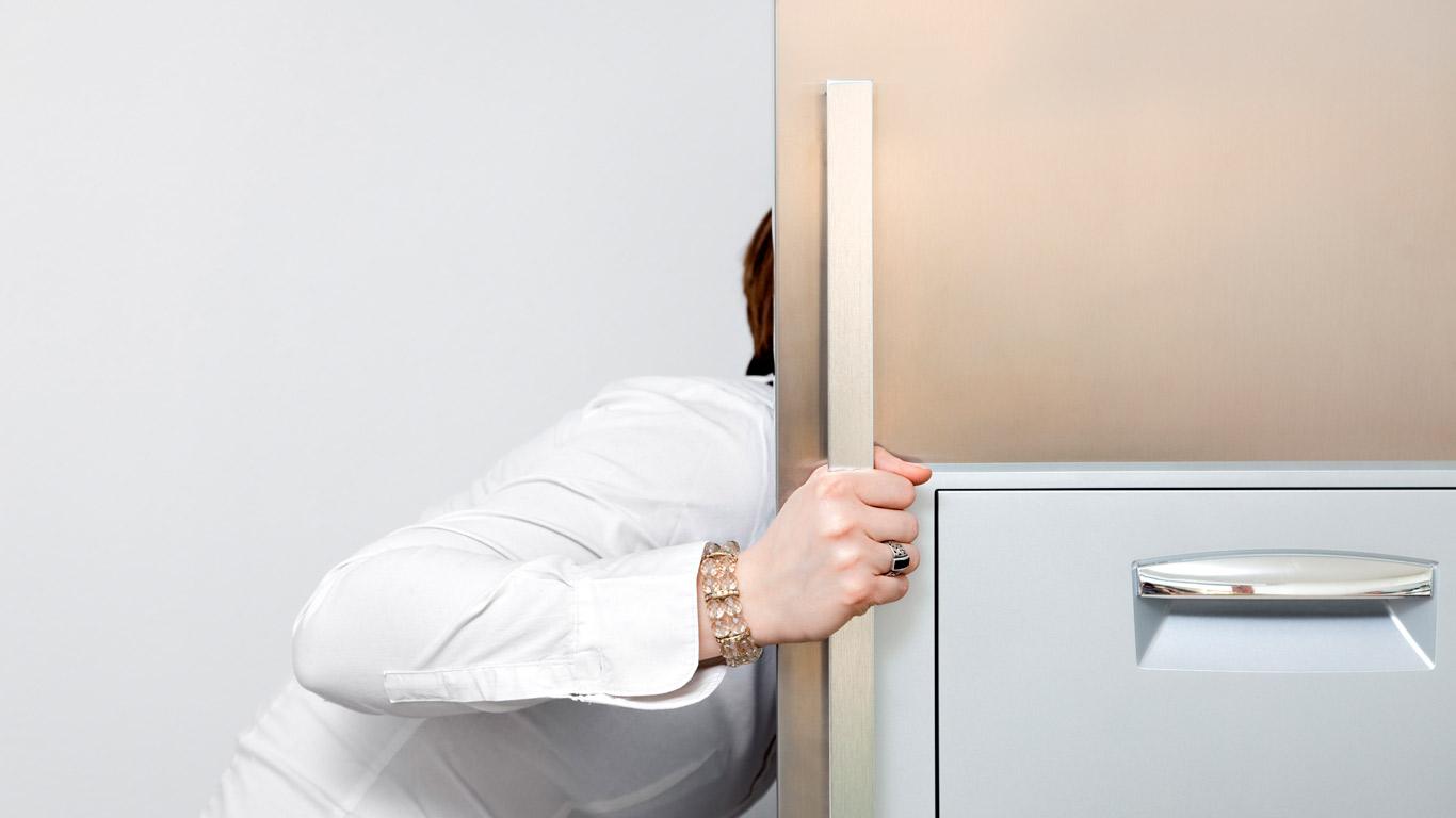 Der Kühlschrank-Spleen