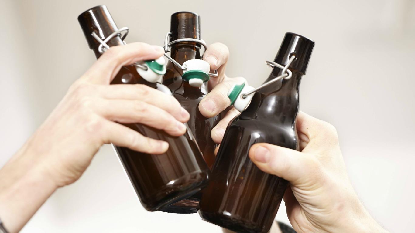 Volksdroge Alkohol