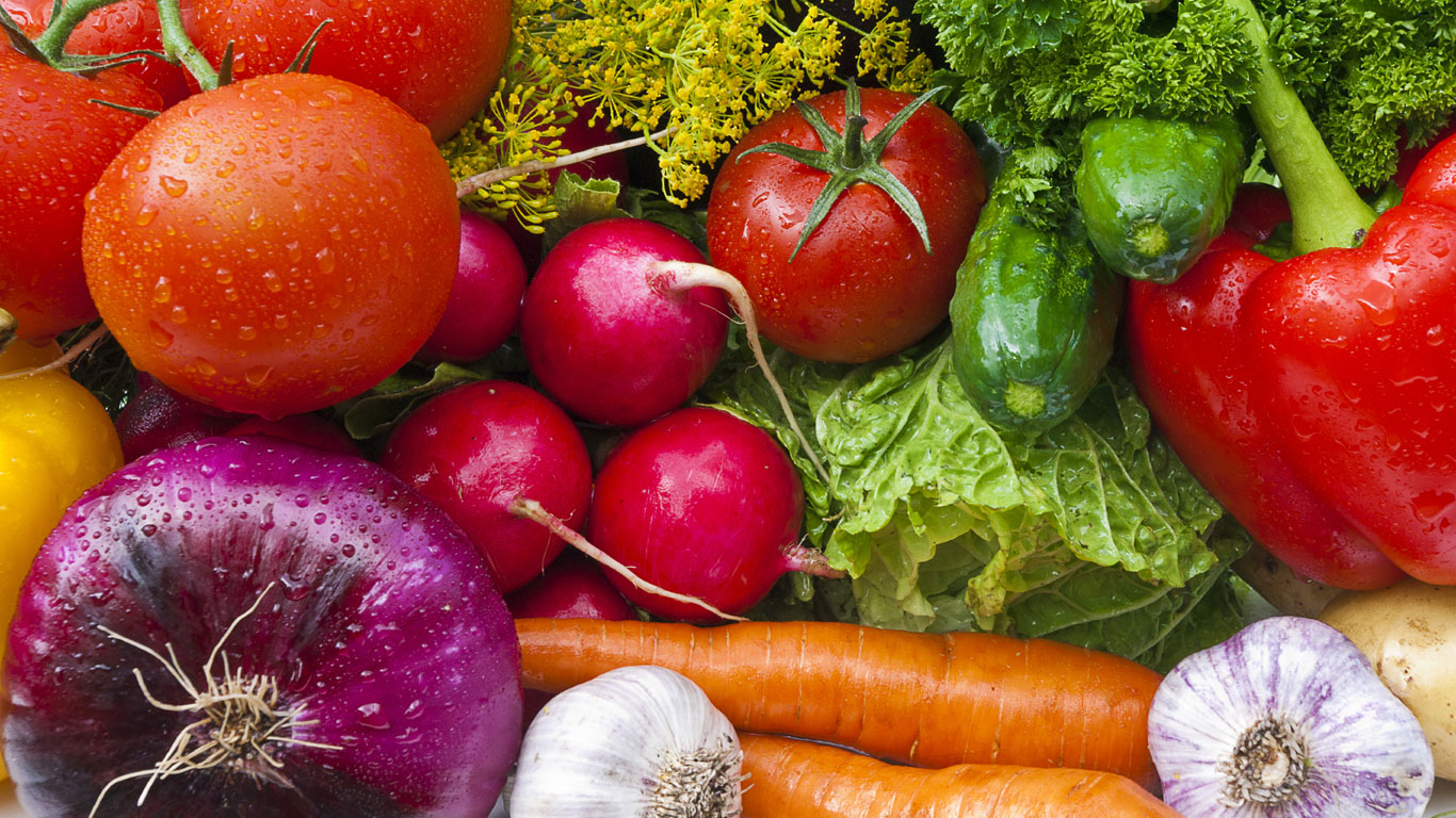 Die gefährlichsten Lebensmittel: Gemüse und Getreide