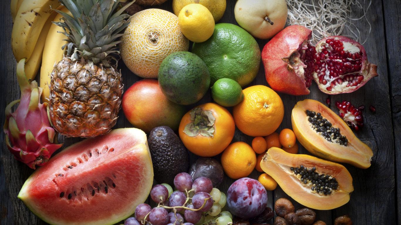 Die gefährlichsten Lebensmittel: Obst