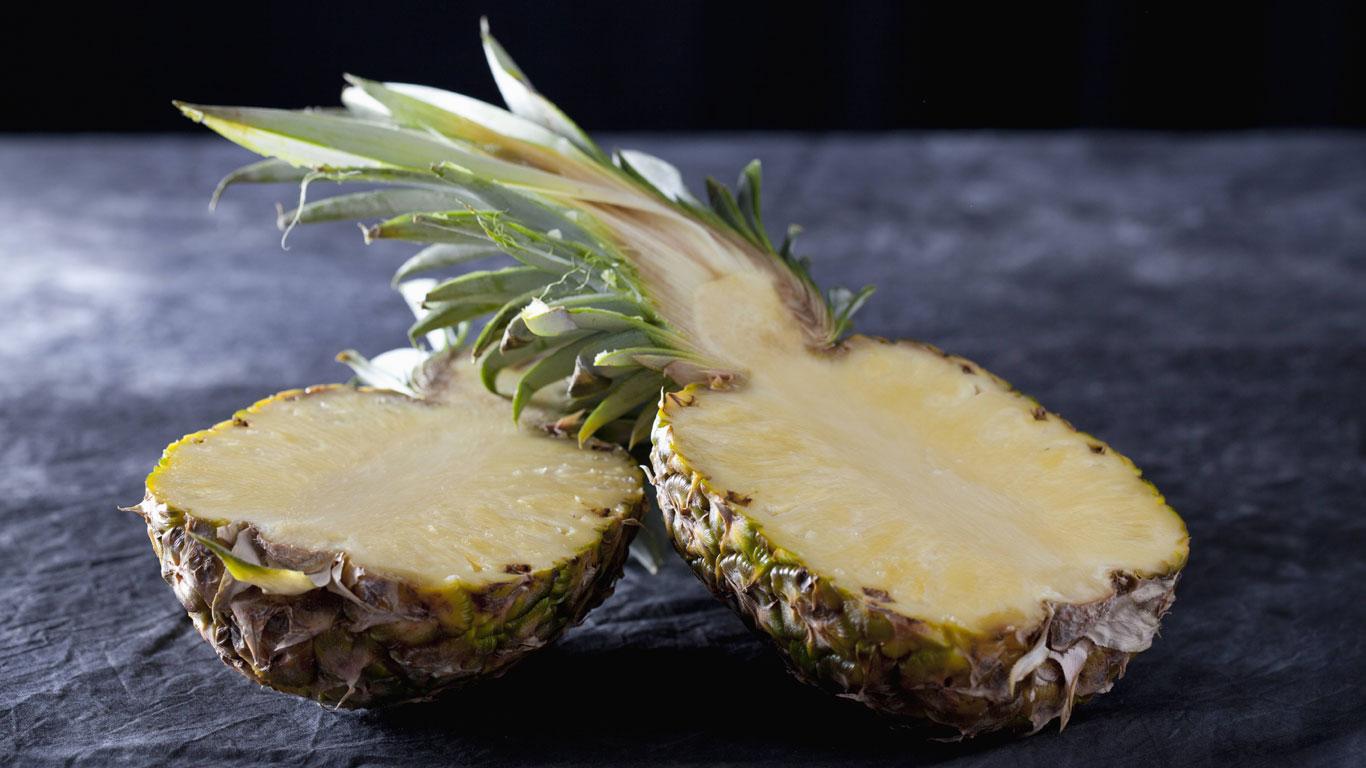 Zeitbombe Ananas