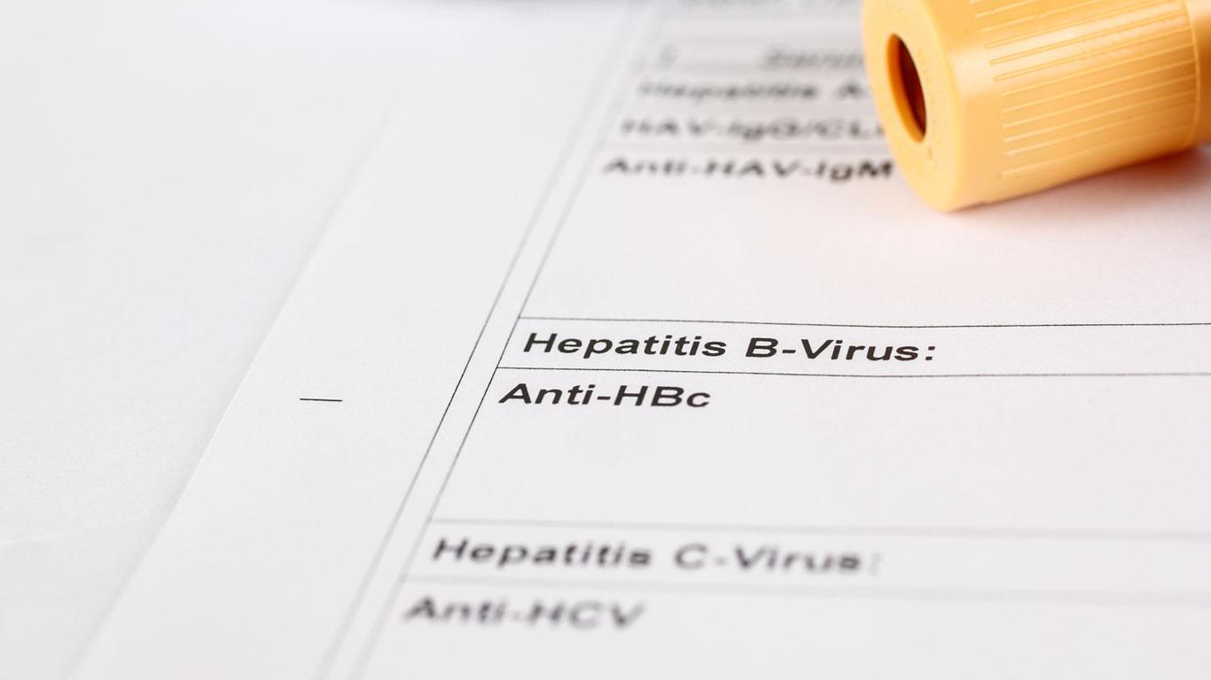 Welche Typen von Hepatitis gibt es?