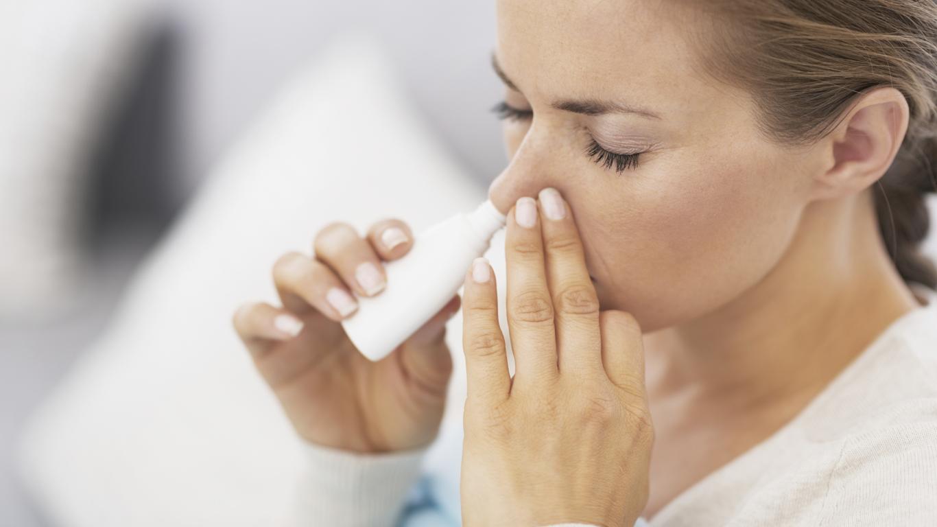 Wie gefährlich ist Nasenspray?