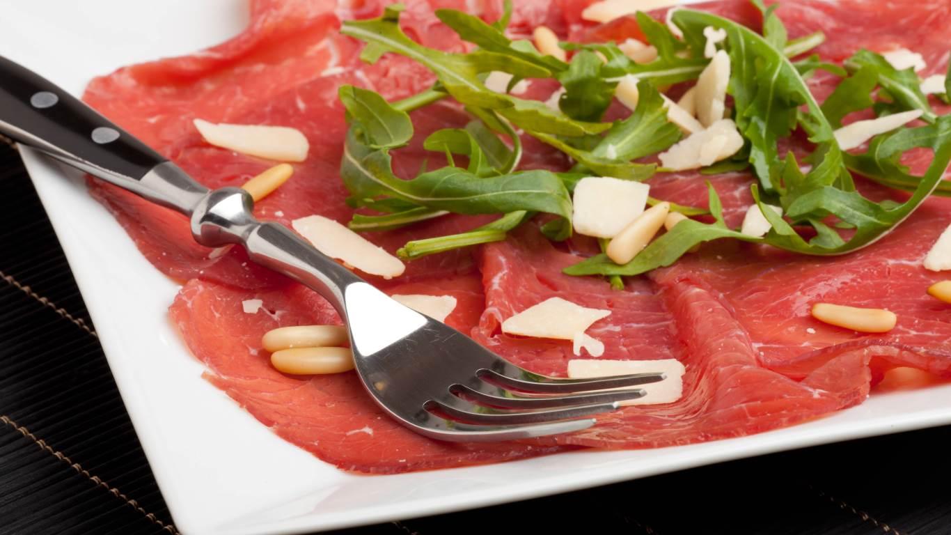 28. Der Arzt sagt: Rotes Fleisch löst Herzinfarkte aus