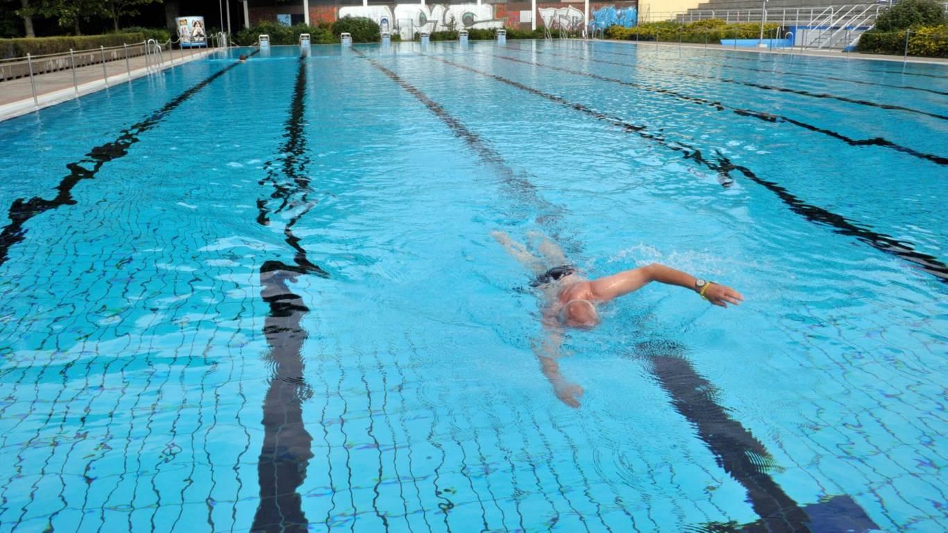 30. Der Arzt sagt: Schwimmen ist der beste Sport bei Arthrose