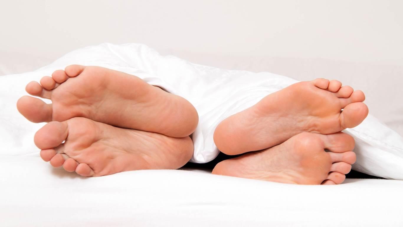 8. Der Arzt sagt: Nach dem Herzinfarkt gilt striktes Sex-Verbot
