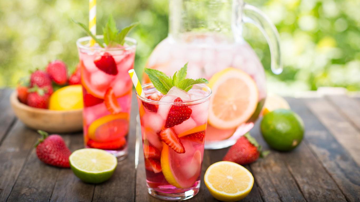 Getränke ohne Alkohol: Das sind die besten Durstlöscher im Sommer