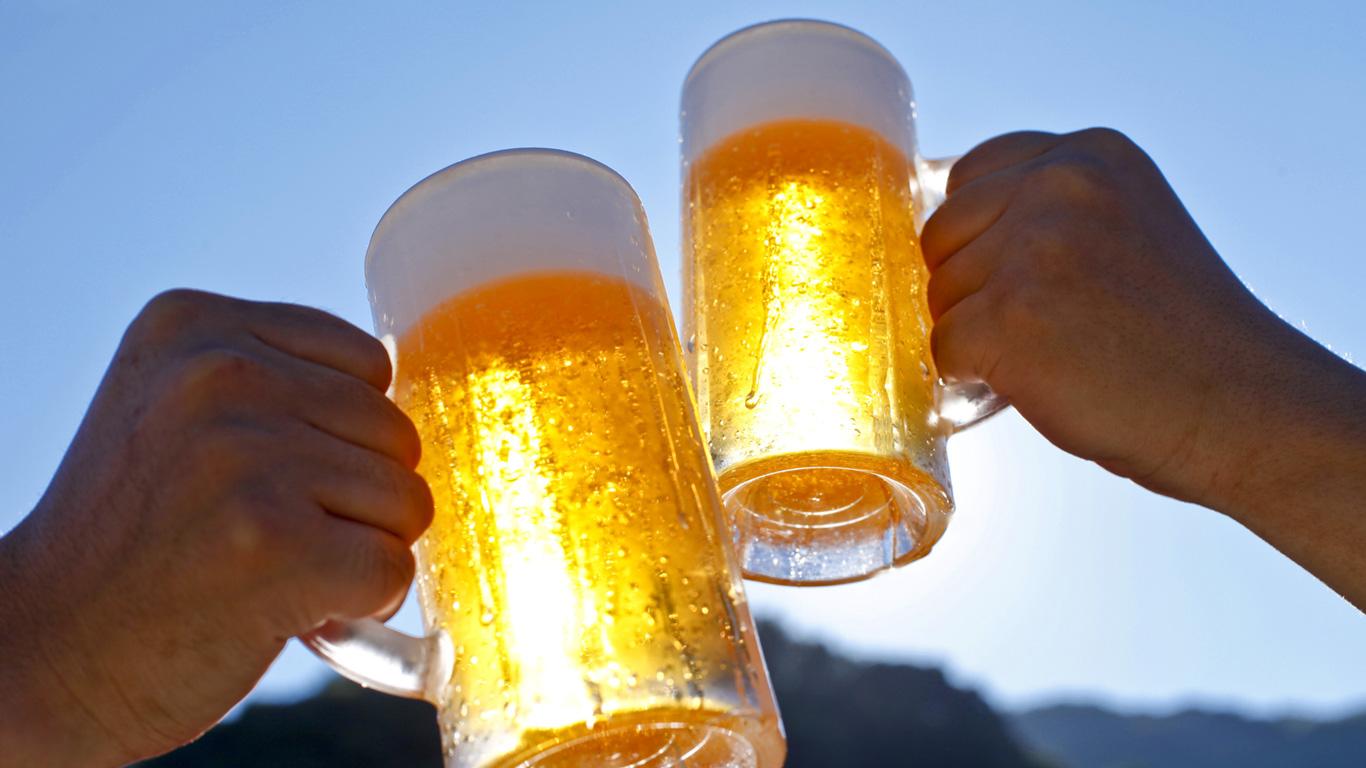 Eignet sich alkoholfreies Bier als Sportgetränk?