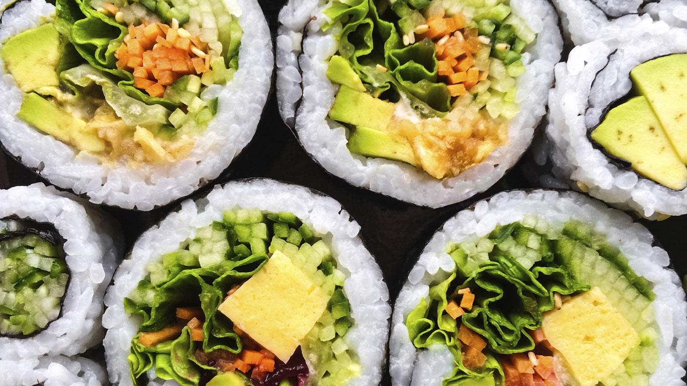fingerfood f r ein langes leben warum ist sushi so gesund welt der wunder tv. Black Bedroom Furniture Sets. Home Design Ideas