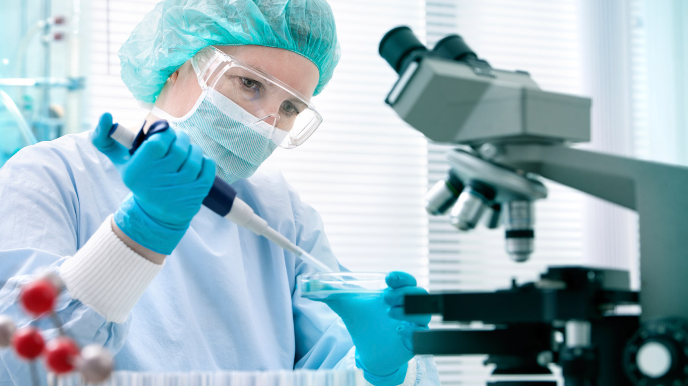 Parkinson in der Forschung