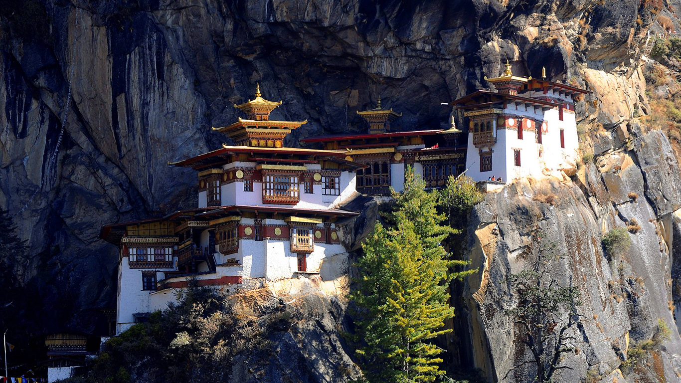 Das Tigernest-Kloster