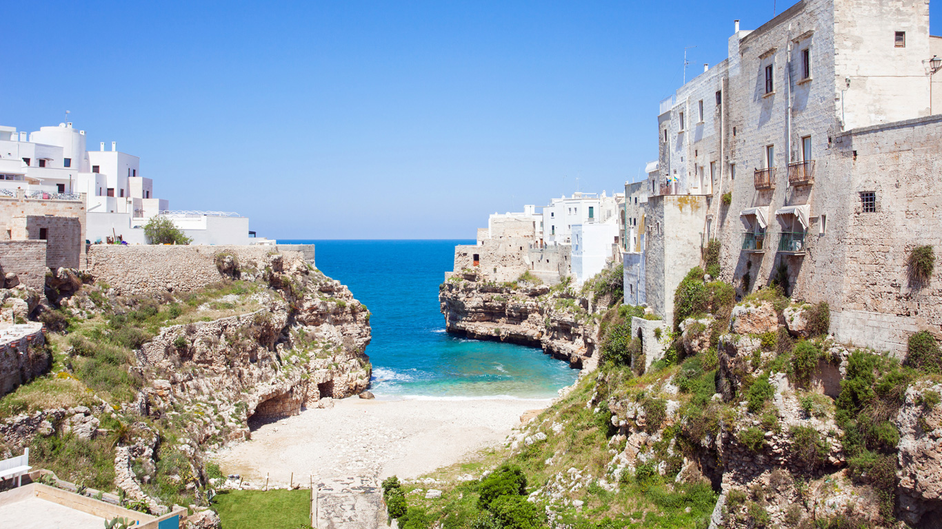 Bari – Strandparadies in Apulien