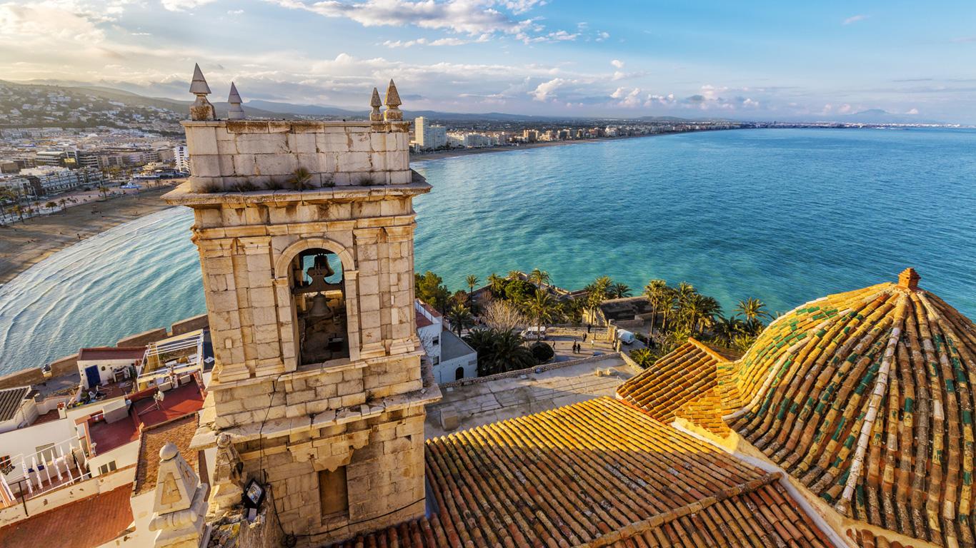 Valencia – Per Rad oder Metro ans Mittelmeer