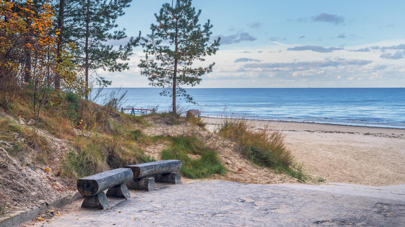 Riga – Schnurstracks zum Ostsee-Bad