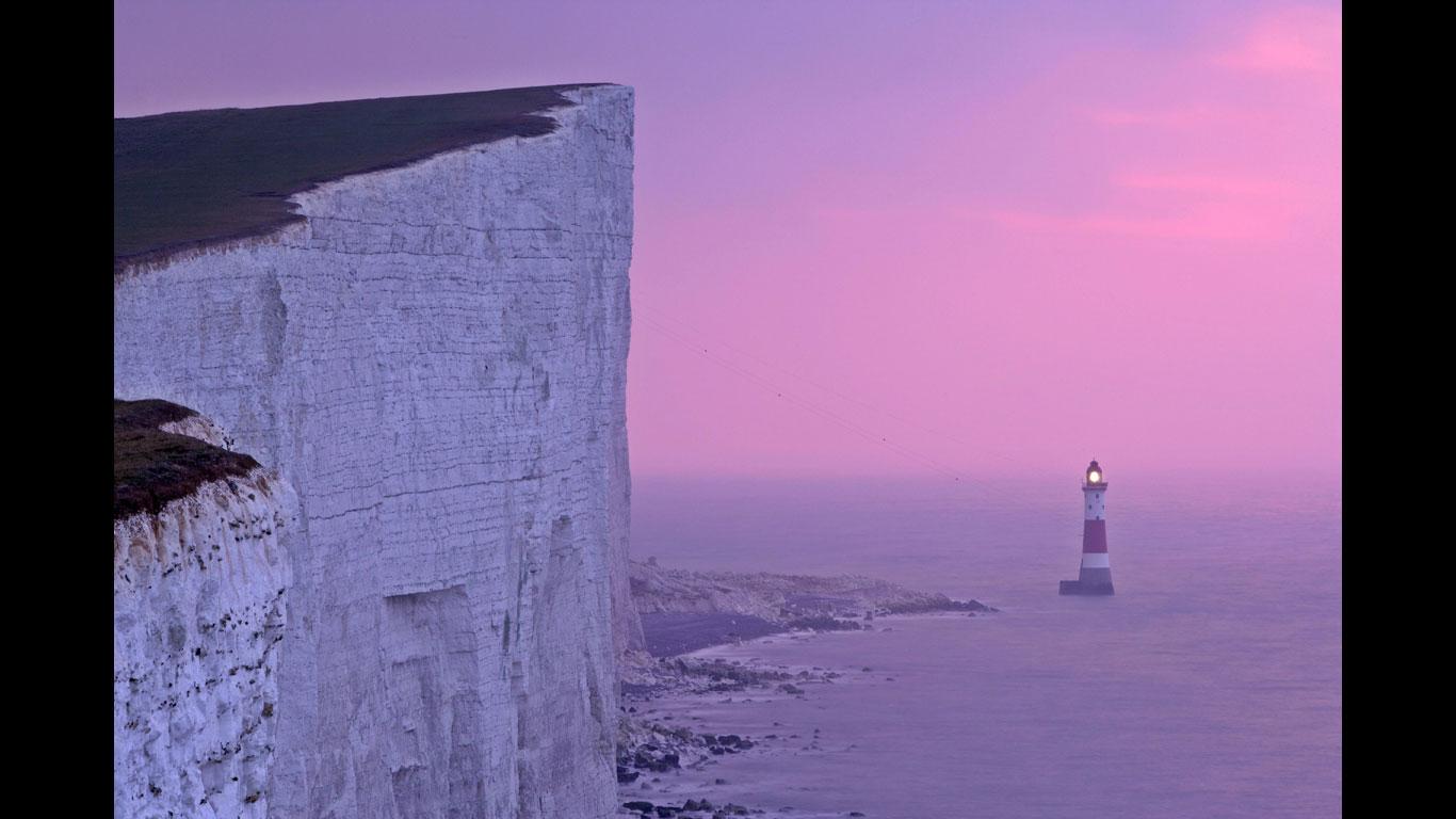 Beachy Head, Großbritannien