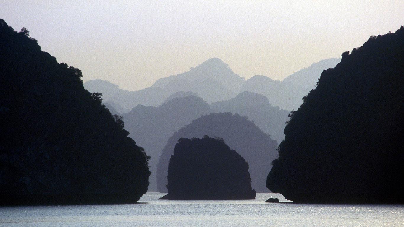 Halong-Bucht, Vietnam