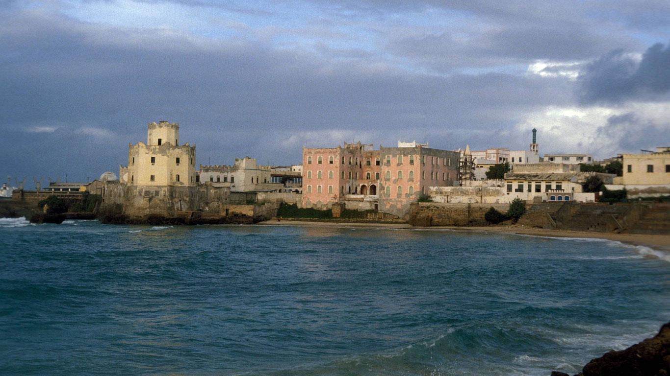 Rechteckig: Mogadischu