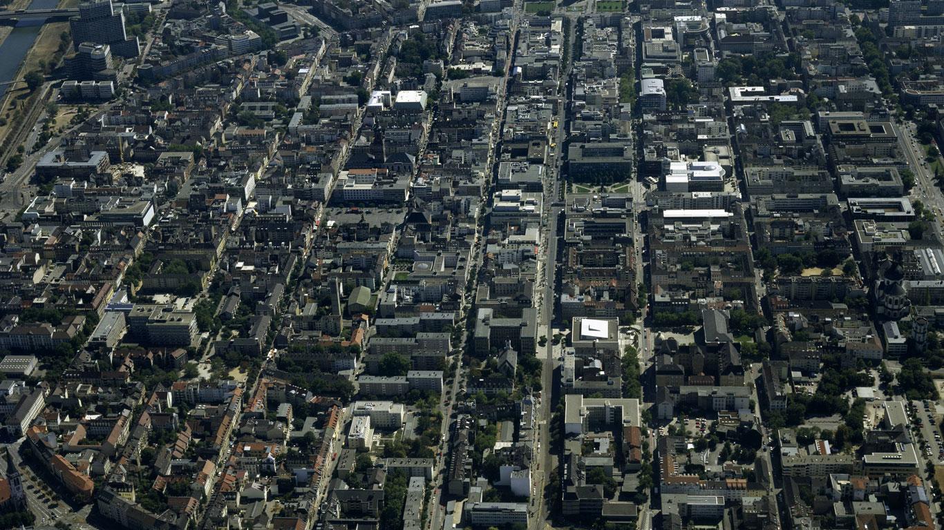 Quadratestadt Mannheim