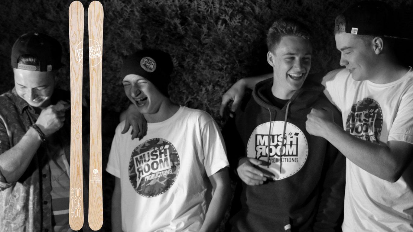 Holz und nur Holz