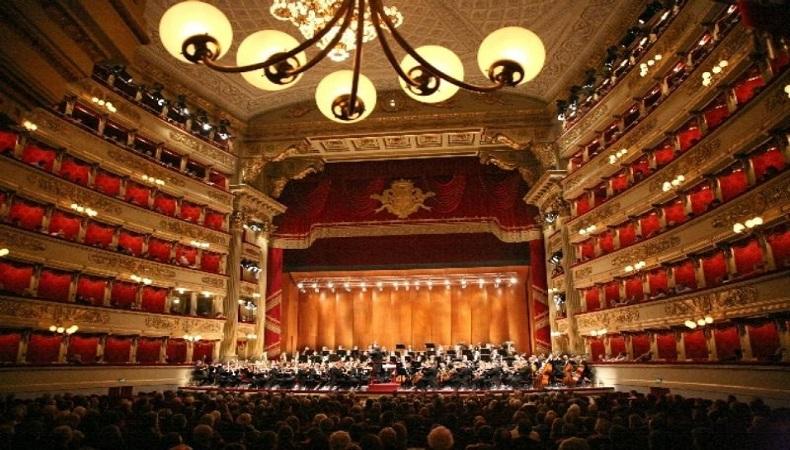 Magische Musikgeschichte in Mailand