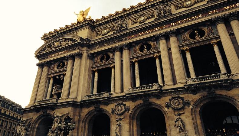 Architektonisches Meisterwerk in Paris